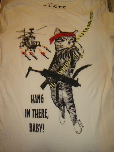 Paste Rambo Kitty